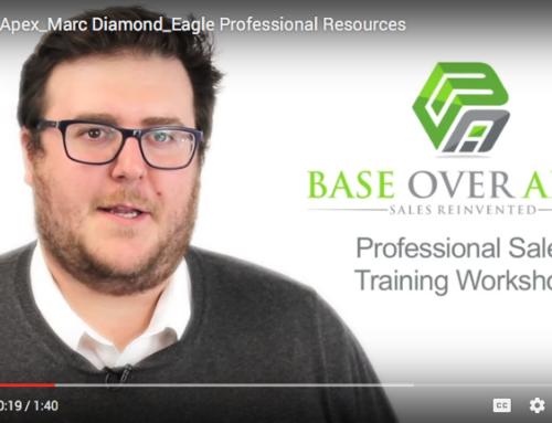 Professional Selling Testimonial – Marc Diamond